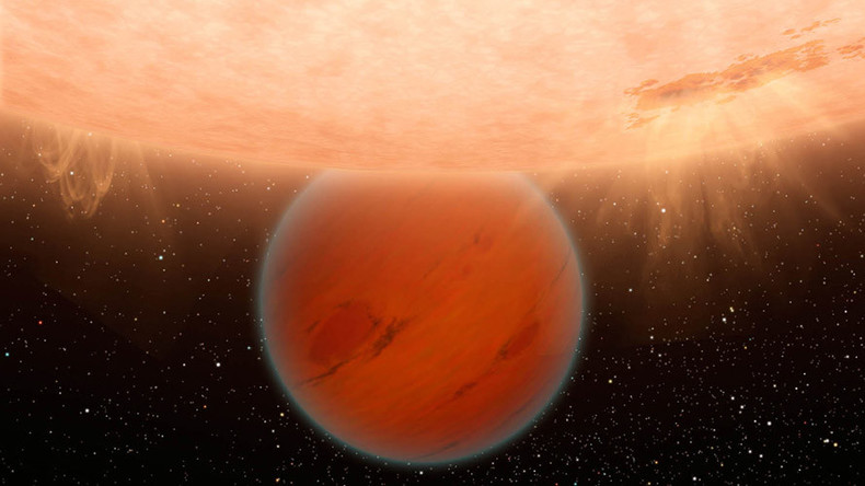 Massive 'hot Jupiter' has power to 'spin-up' own star, scientists claim