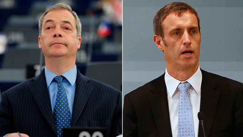 'No basis in fact!' Europol boss orders Farage to stop using false ISIS claims for Brexit cause