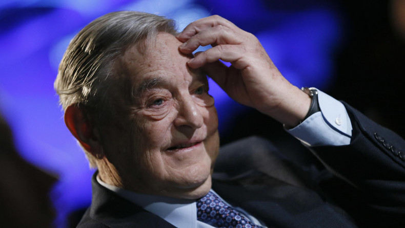 Soros seeks safe haven in gold, concerned about possible EU collapse