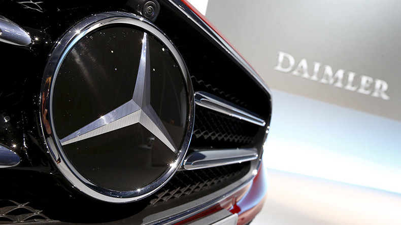 Daimler to begin Mercedes-Benz production in Moscow region