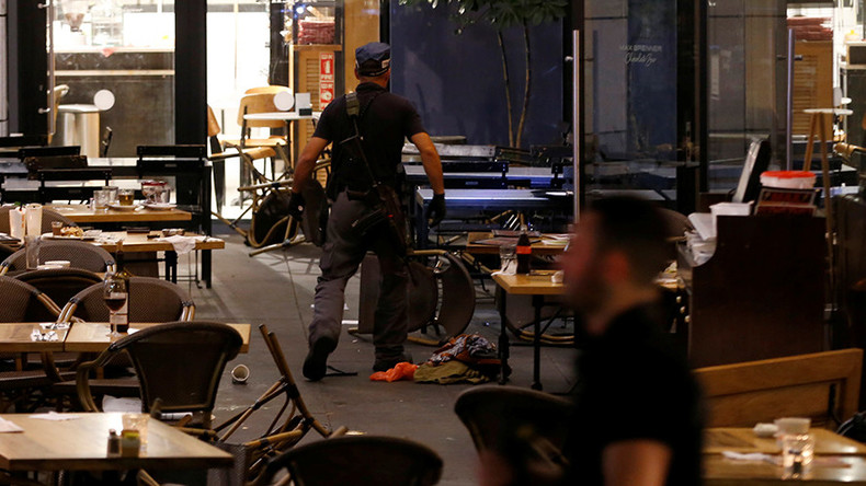 Israeli occupation to blame for fatal Palestinian attack on cafe - Tel Aviv mayor