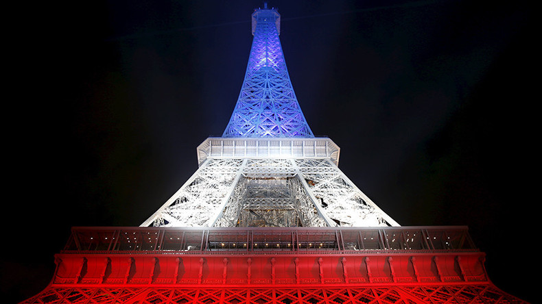 Euro 2016 fans to light up Eiffel Tower via Twitter