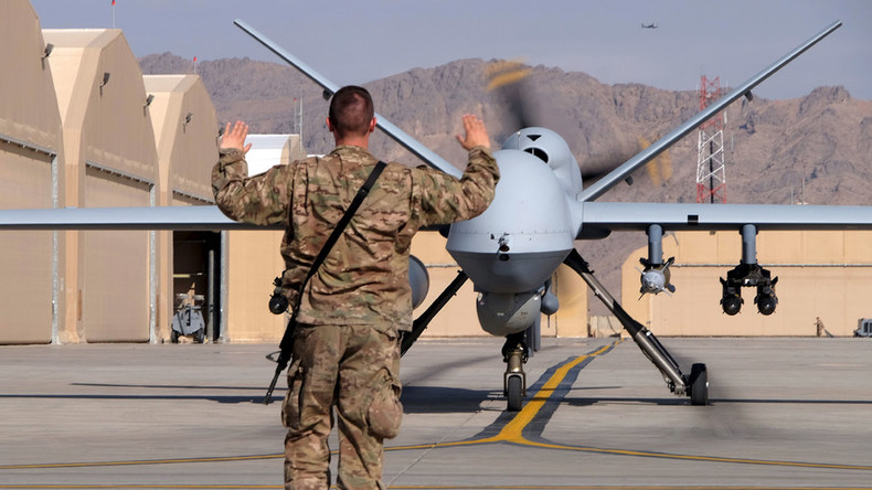 US airstrikes in Afghanistan to expand as Taliban attacks grow — report