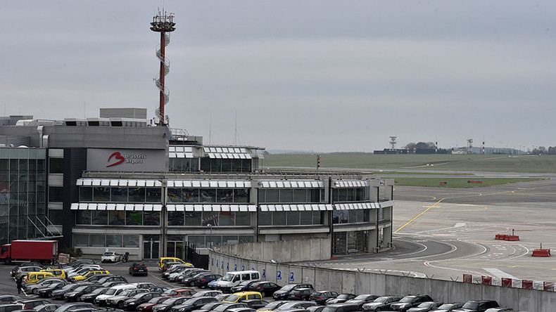 Power failure disrupts Brussels Airport departure area (PHOTOS)