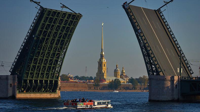 Washington snubs Russia's economic forum, EU's Juncker to attend