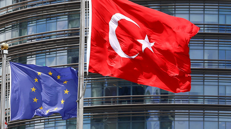 If Cameron ruled out Turkey joining the EU, no one told the British embassy in Ankara