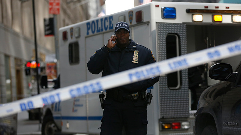 'White powder' incident at NY federal building - report