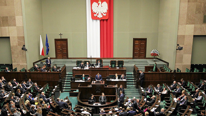 Poland tightens anti-terror laws, making it easier to spy on foreigners