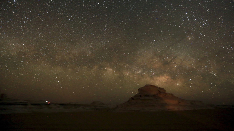 Star light, star bright: Light pollution prevents 1/3 of world from seeing Milky Way