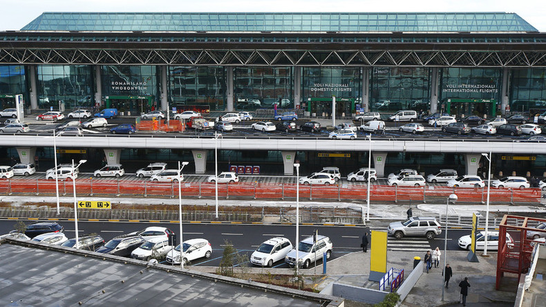 UK terror suspect's car abandoned 1 year ago found parked at Rome airport