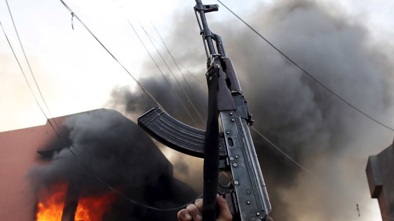 Helping Mideast friends blend in? Pentagon seeks homemade AK-47s