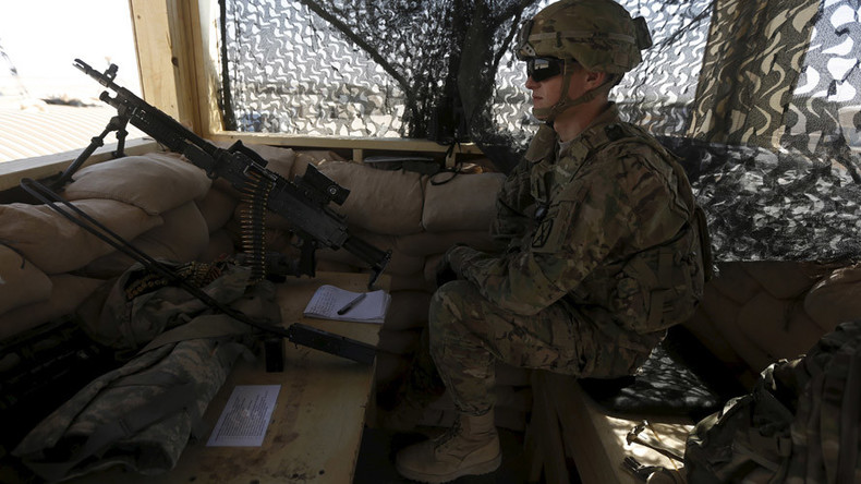'US policy in Afghanistan: Keep it weak and destabilized'