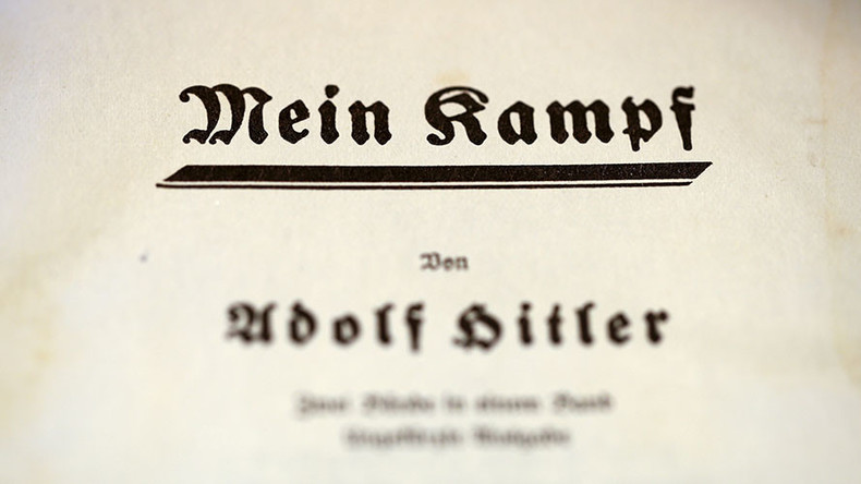 Italian paper distributes Hitler's Mein Kampf for free, sparking outrage
