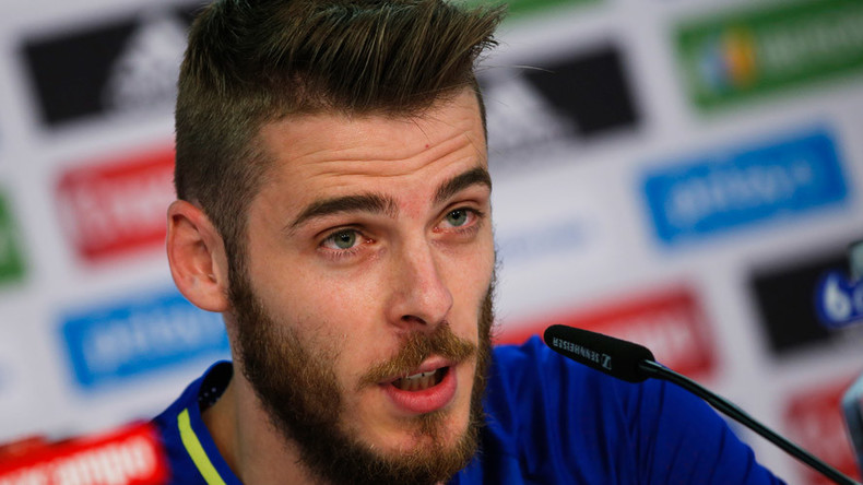 Protected witness tells court nude videos were for David De Gea