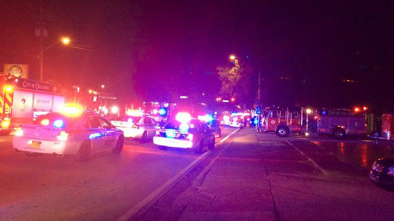 Mass shooting at Orlando gay nightclub