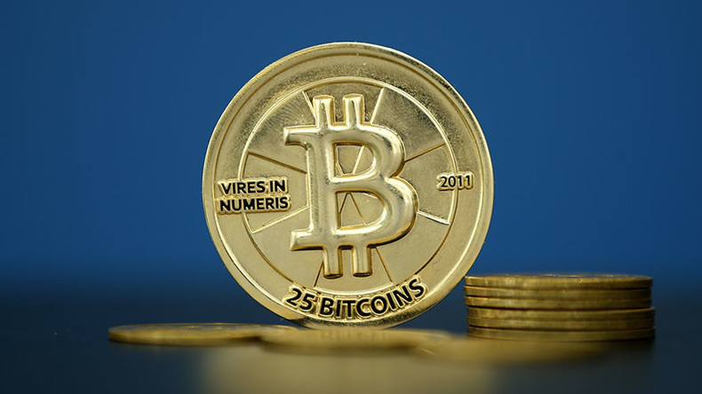 Bitcoin hits 2 year high following fears about Chinese economy