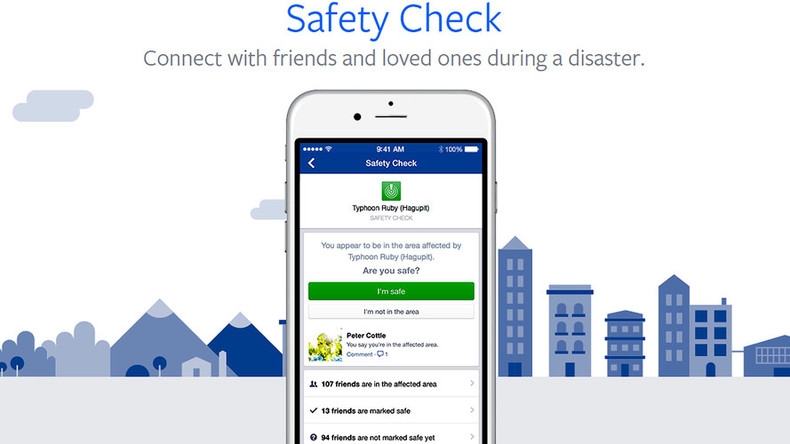 Orlando massacre triggers first ever US Safety Check feature on Facebook