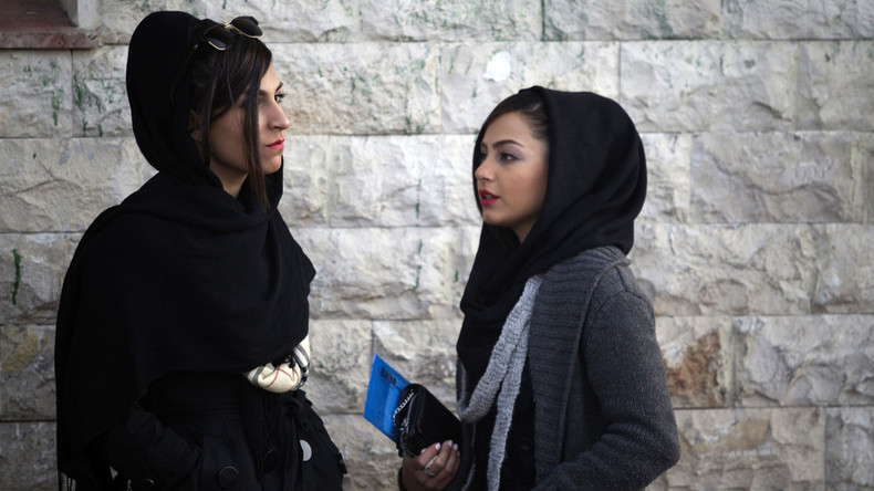 Iranian women dressing Western are 'causing rivers to run dry' - senior cleric