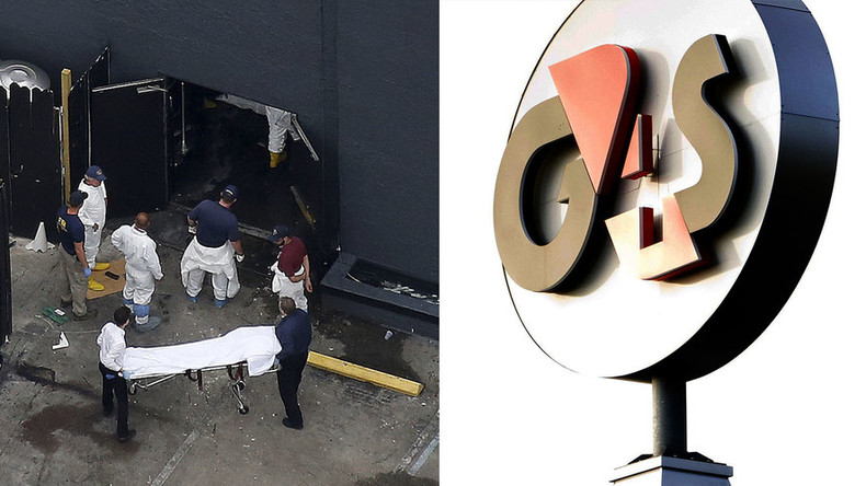 Orlando shooter Omar Mateen not first G4S employee to go on deadly rampage