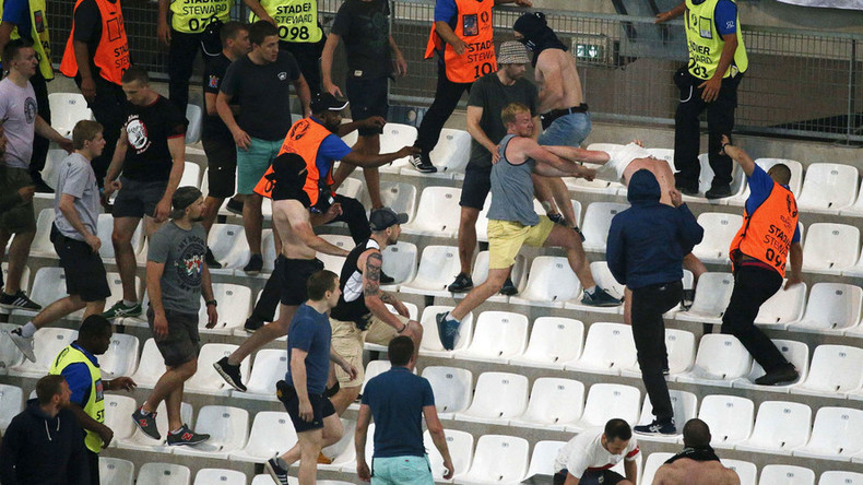 11 fans jailed in France after Euro 2016 clashes