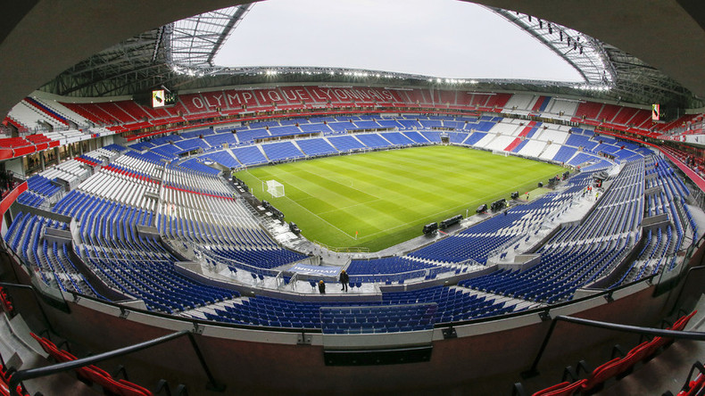 Controlled explosion performed outside Stade de France ahead of Euro 2016 match