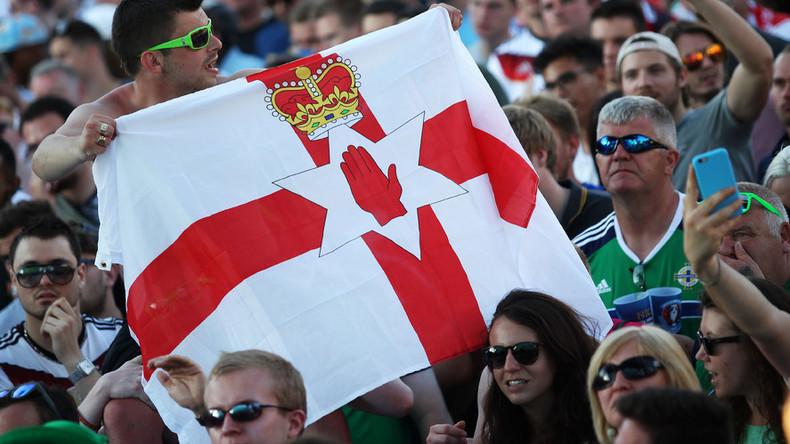 Euro 2016: Northern Ireland fan dies in Nice