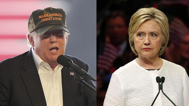 Trump, Clinton weave Orlando shooting into campaign narratives