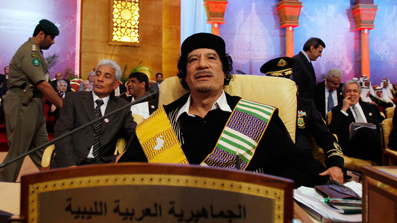 Turkish man selling Gaddafi's stolen dagger for $10mn nabbed in sting