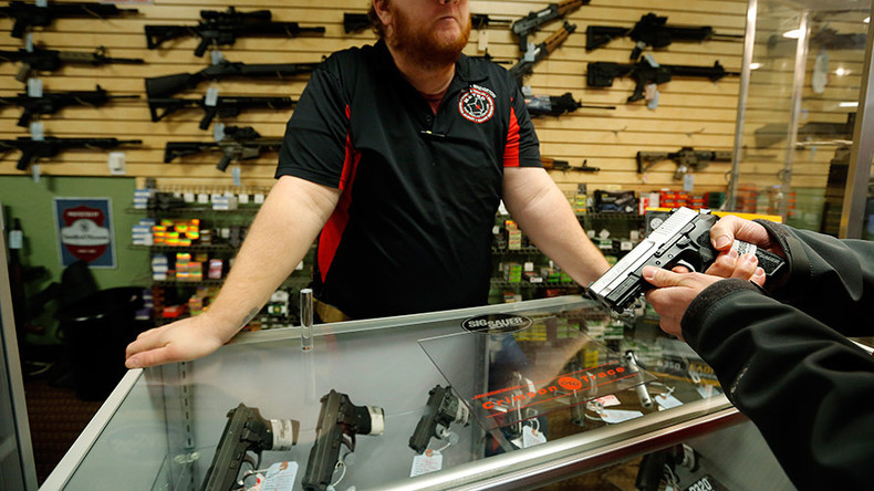 Stock prices of gun companies rise following Orlando massacre