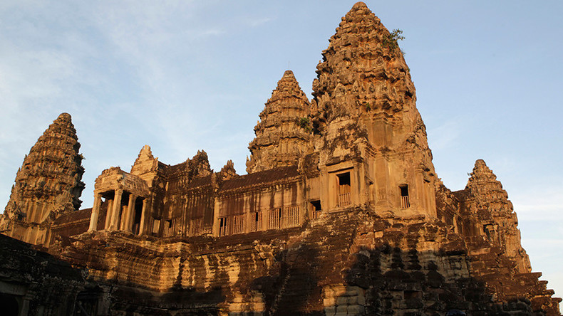 'Underground cities': Game-changing study 'rewrites history' of Cambodia's ancient Angkor Wat