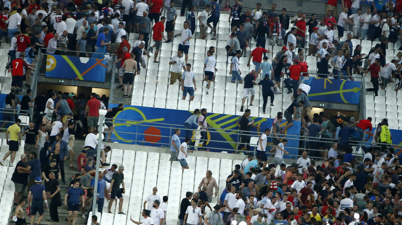 Euro 2016: Russia handed €150k fine, may be disqualified if more fan violence