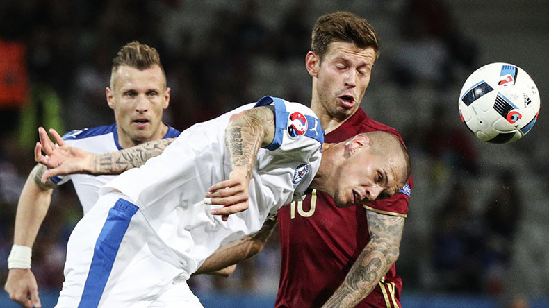 Euro 2016: Russia falls to 2-1 defeat against Slovakia