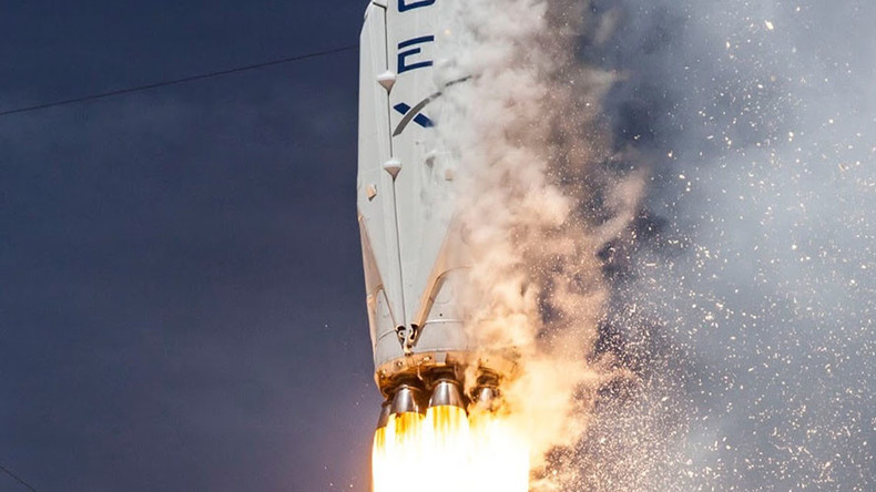SpaceX fails to land Falcon 9 rocket, satellite launch successful