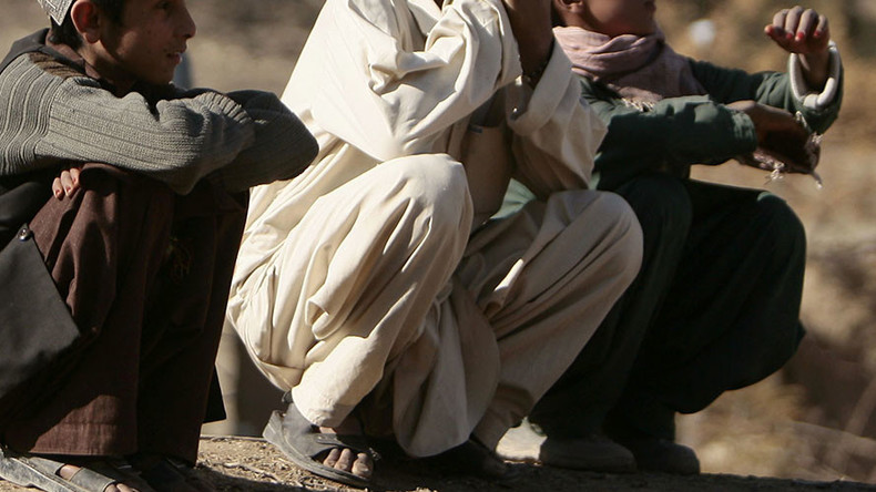 Taliban uses boy sex slaves to dupe & kill Afghan police, survivors reveal