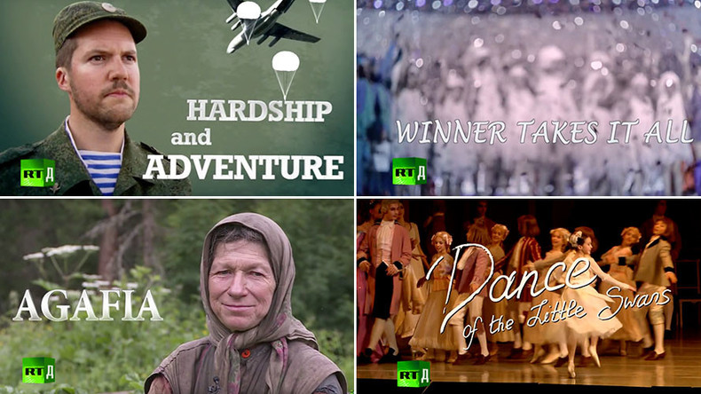 #RTD5: 5 top documentaries about Russia by RT