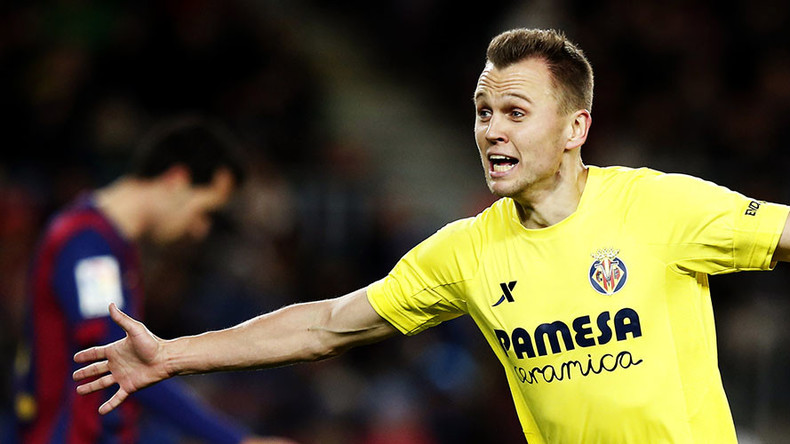Cheryshev completes Villarreal switch, Witsel wants big move