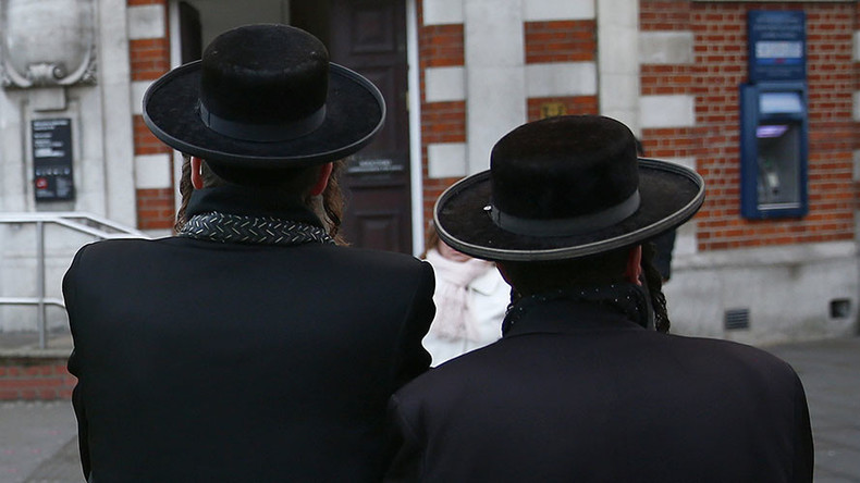 Swastikas daubed around London playground next to Jewish care home