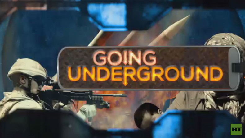 RT UK's Going Underground takes prestigious award