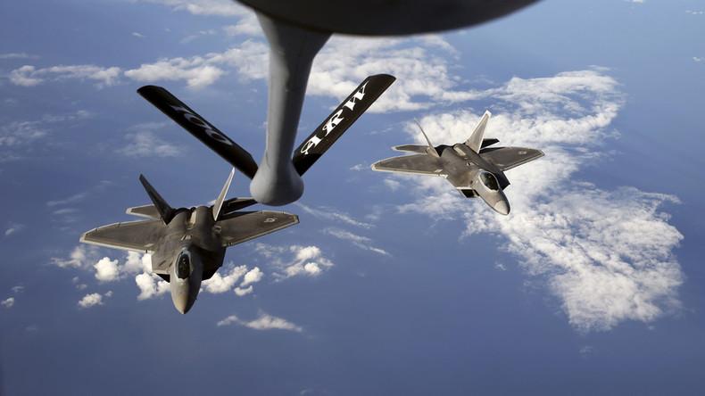 Deadly irony: US calls Russia 'aggressive' as NATO creeps eastward