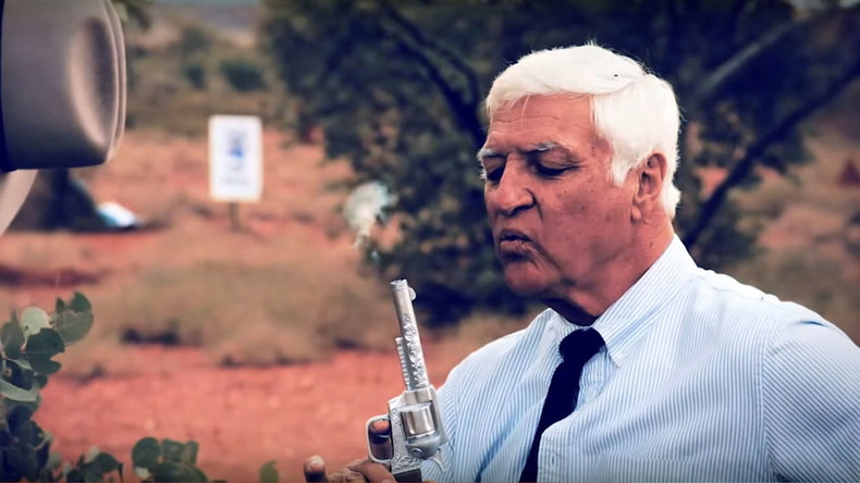 'Executing' rivals: Aussie MP releases 'disturbing' campaign video in the wake of Orlando (VIDEO)