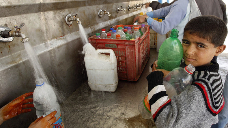 'Israel's water war against Palestinians form of collective punishment'
