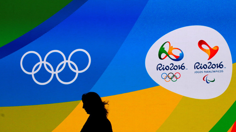 Doping ban against Russian athletes at 2016 Rio Olympics
