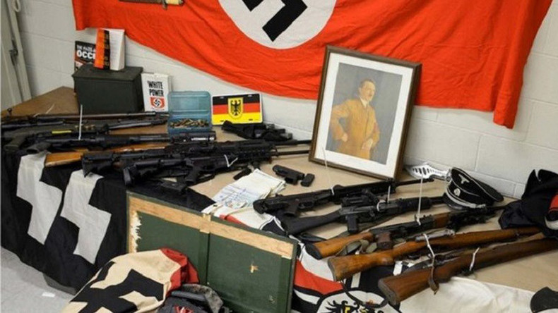 Long Island Nazis? Police charge brothers after finding guns, ammo, Hitler photo