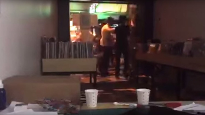 'Islamist' mob terrorizes Turkish record store for celebrating Radiohead's new album (GRAPHIC)