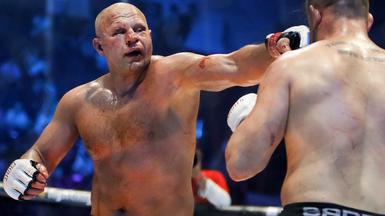 Fedor Emelianenko beats Maldonado in dramatic comeback fight