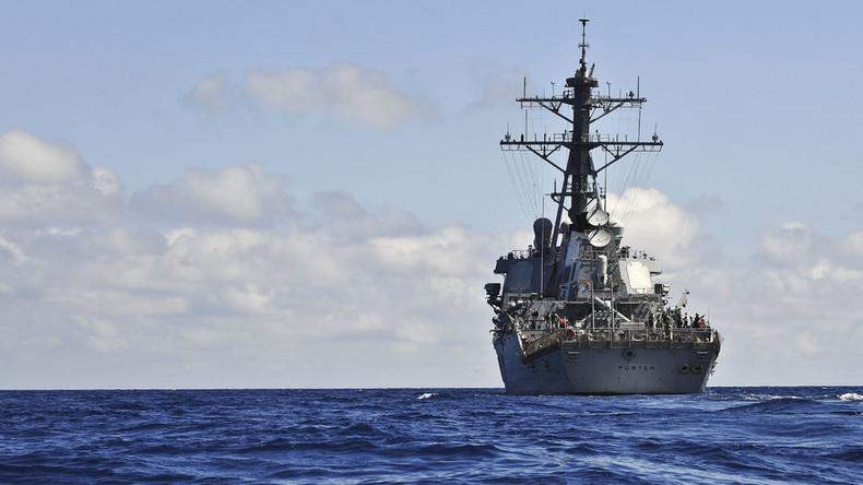 'NATO fleet in Black Sea reduces security of Eastern Europeans'