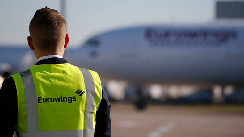 Dozens left behind: Eurowings pilot takes off without half of passengers, says he couldn't wait