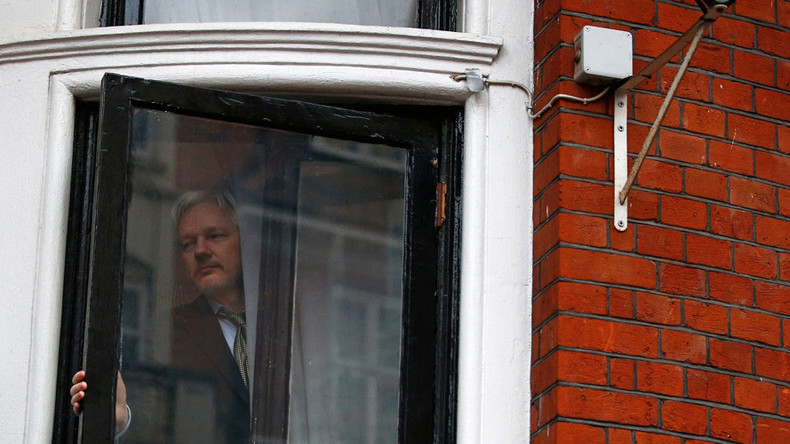 Assange's four-year (and counting) detention due to 'prosecutor's indefinite procrastination'