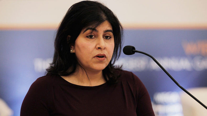 Baroness Warsi subjected to Islamophobic abuse after defection from Leave camp