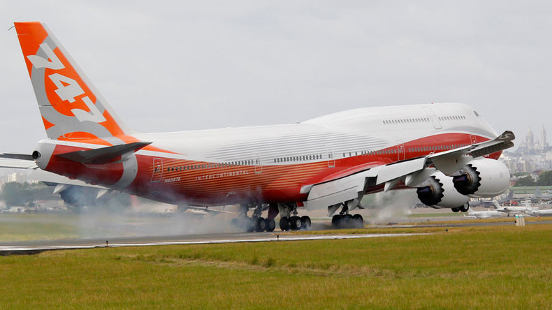 Russian firm may save Boeing's iconic Jumbo Jet